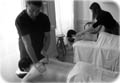 Learn to massage family and friends by taking a massage class, course, or weekend workshop with Craig Dennis on Ile de Re, France